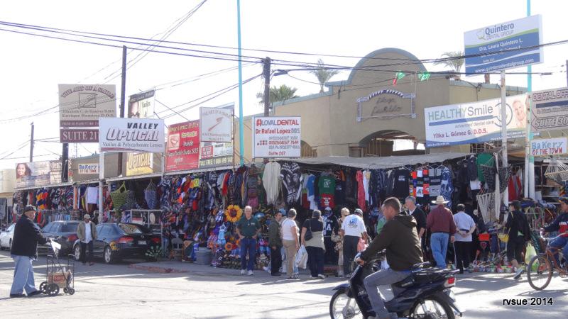 A Friendly Welcome To Los Algodones Mexico Rvsue And